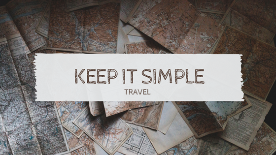 Keep It simple travel